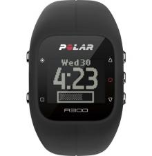 Polar A300 HR Black pulzusmérő óra