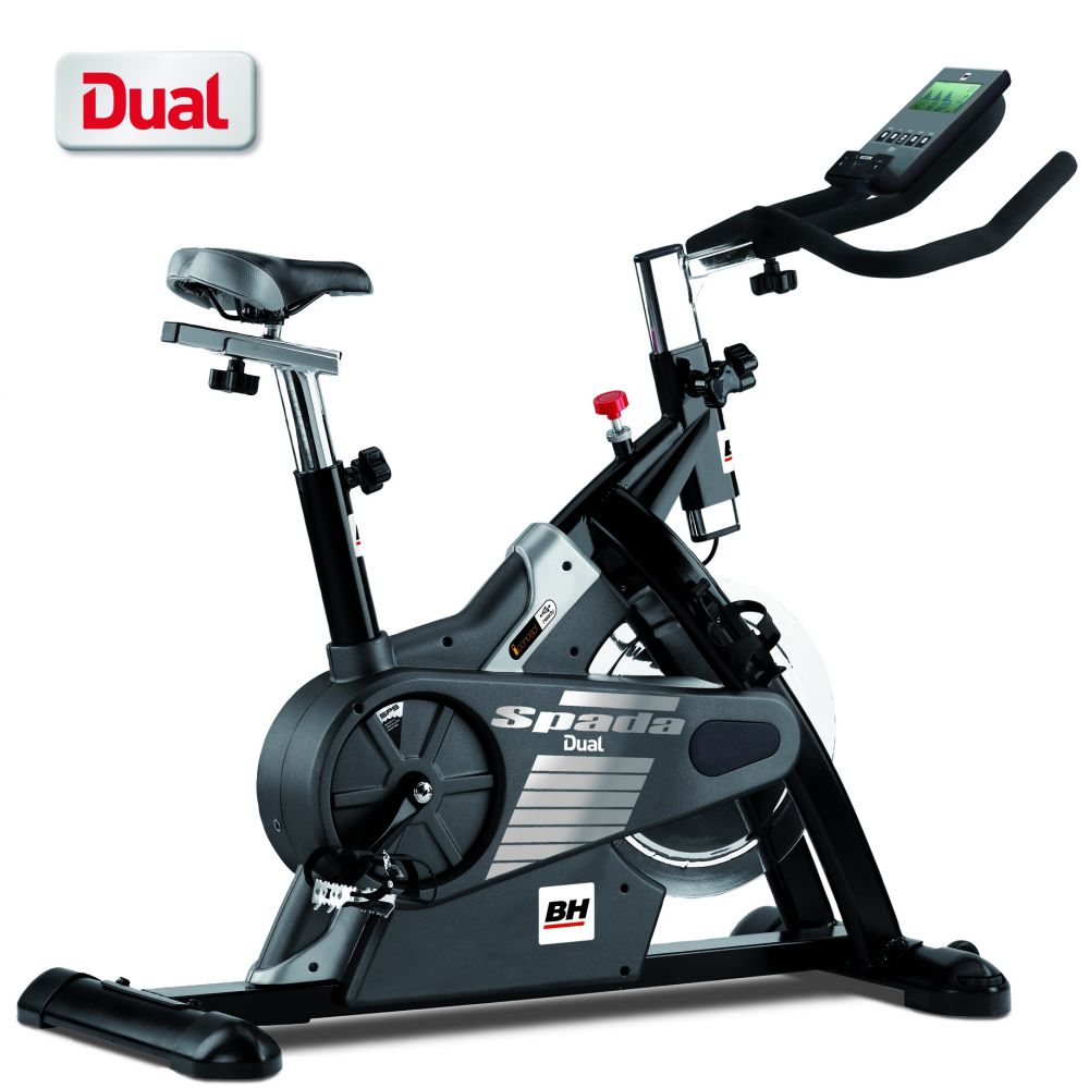 BH Fitness Spada Dual szobakerékpár