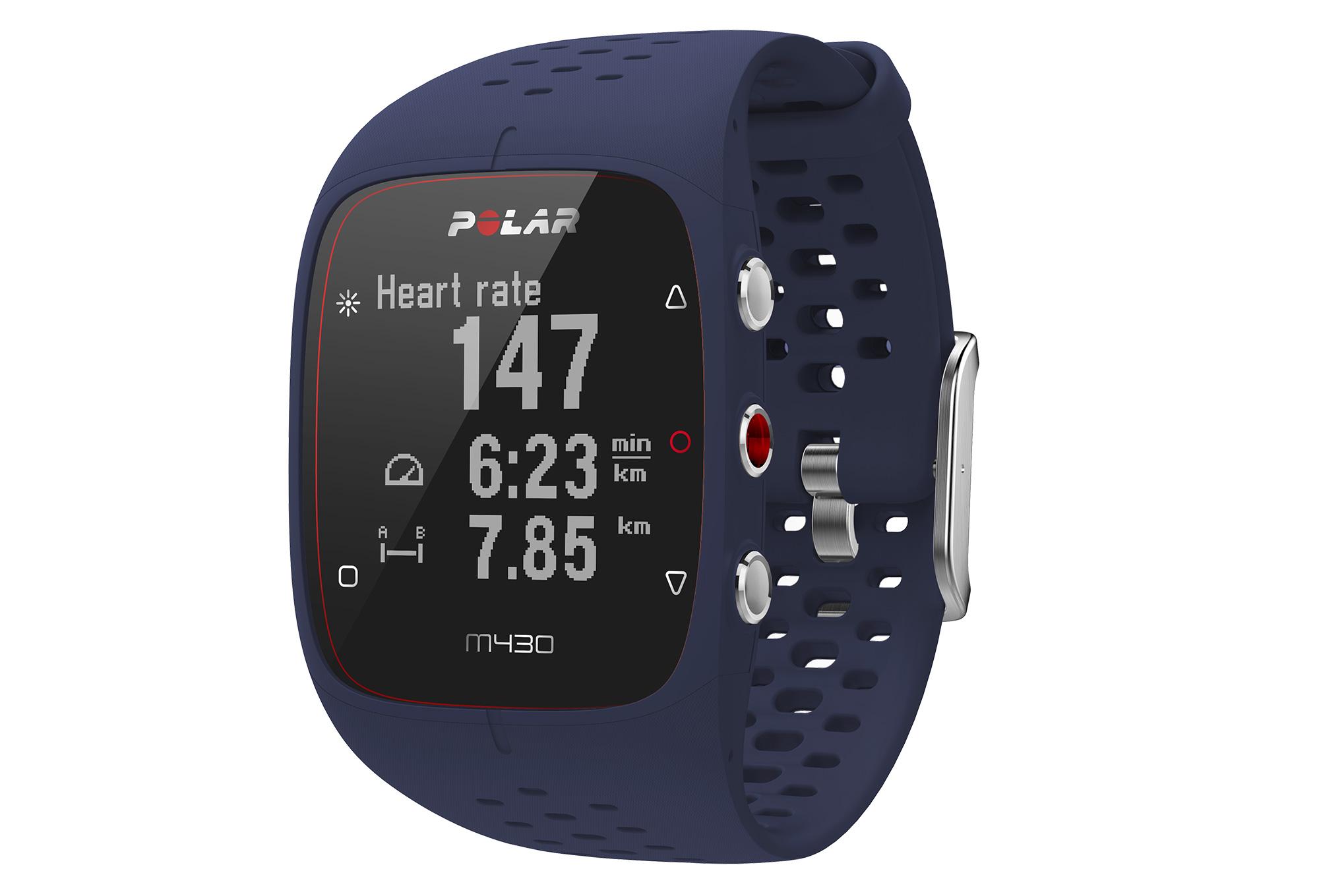 Polar M430 Blue pulzusmérő óra - beépített GPS-el a legjobb áron ITT. 1fc8a3dab6