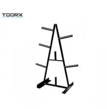 Toorx 25 mm-es súlytárcsa tartó állvány