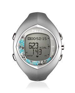 Polar F7 Silver pulzusmérő óra