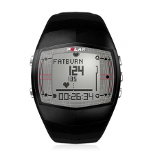 Polar FT40 Black Férfi pulzusmérő óra
