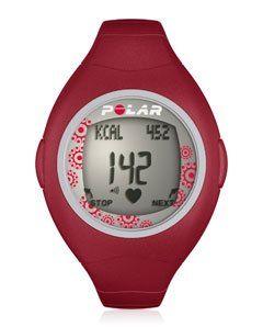 Polar F4 Red pulzusmérő óra