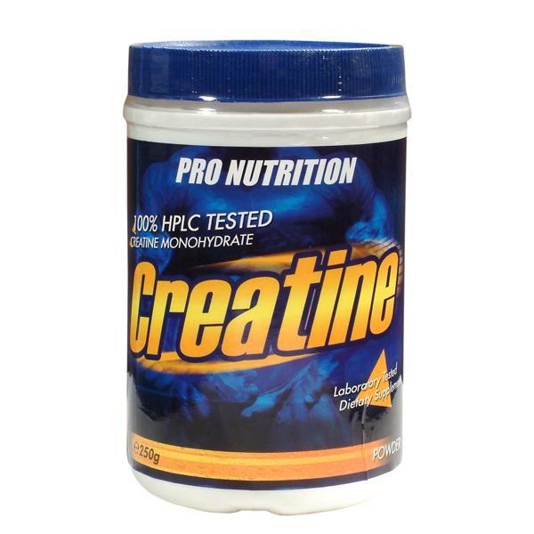 Pro Nutrition Creatine Ultrapure 250 g