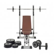 TechnoGym Pratica szett 55 kg