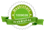 Meghbízható webáruház